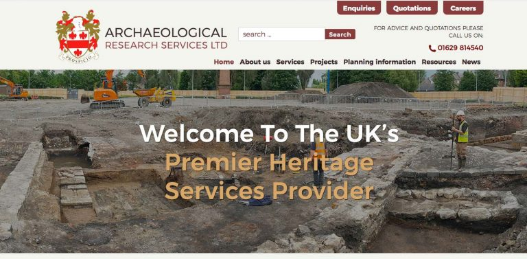 Archaeological Research Services