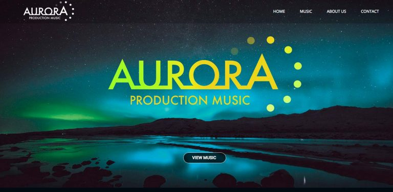 Aurora Production Music